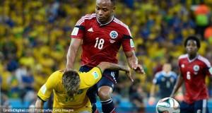 Zúñiga no será sancionado por la FIFA