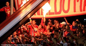 ÁG | Las fotografías del triunfo del Caracas FC en noche de Copa Sudamericana
