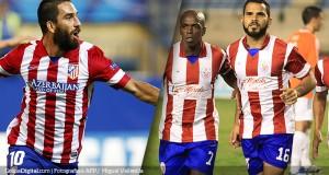 FOTO | Estudiantes de Mérida se inspira en el Atlético de Madrid