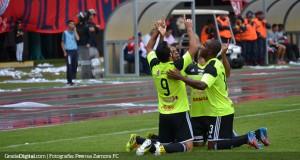 Zamora se llevó un punto de Mérida
