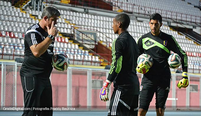 gilberto_angelucci_rafael_romo_entrenamiento_venezuela_18082014