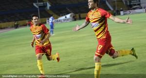 +FOTOS   Anzoátegui se llevó un valioso empate con la viveza de Arteaga