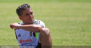 Rafa Acosta: «El profe nos puso claro que el objetivo principal es la clasificación del Mundial»