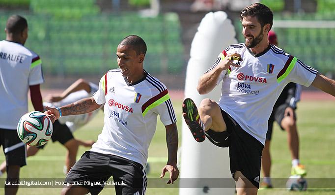 romulo_otero_alain_baroja_entrenamiento_venezuela_29082014