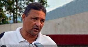 Julio Quintero: «El árbitro dio un concierto de pito cerca de nuestra área»