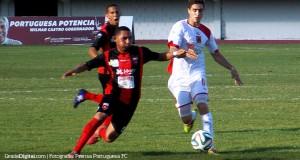 No hubo goles en el José Antonio Páez
