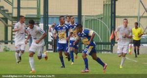 Zulia FC se lleva la victoria en la ida de los octavos