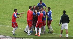 Atlético Venezuela logró un empate heroico