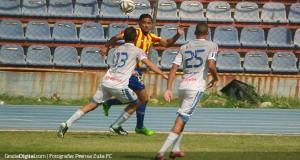 Zulia FC se mantiene firme en Copa