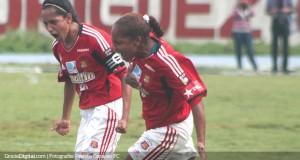El Caracas femenino se llevó el primer round de la Gran Final