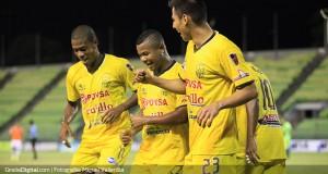 +FOTOS | Trujillanos y La Guaira igualaron en el inicio de la Gran Final