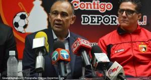 +COMUNICADO | El Deportivo Lara se pronuncia sobre presunta deuda con Castellín