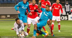 +FOTOS | Zenit de Salomón Rondón derrota al Benfica