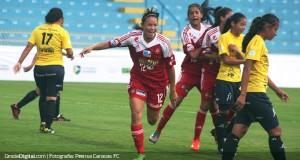 ¡Caracas a la Final de la Copa Libertadores Femenino!