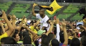 ¡Trujillanos alcanza su sueño: Campeón del Apertura 2014!