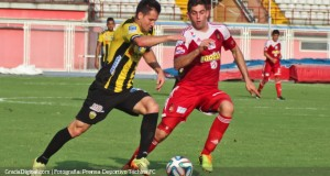 +FOTOS | Clásico empate entre Deportivo Táchira y Caracas