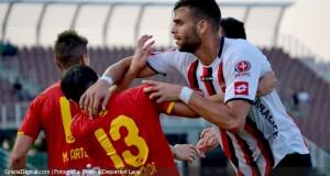 +FOTOS | Deportivo Anzoátegui derrota por la mínima al Deportivo Lara