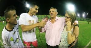 VIDEO | Erazo fue el reportero de GradaDigital.com y te trae la intimidad del Trujillanos Campeón