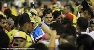 Sergio Álvarez: «Vamos a salir a ganar»