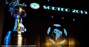 +GRUPOS | Así quedó la suerte de los venezolanos para la Copa Libertadores 2015