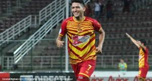 Edwin Aguilar: «Estamos contentos por quedarnos con los tres puntos»