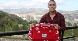 El argentino Fabián Bordagaray se suma al «Rojo»