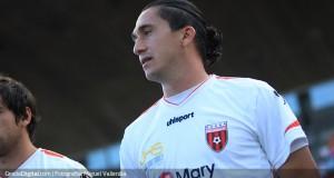 Javier Villafraz se entrena con el  Zulia FC