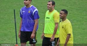 FOTOS | Así regresó el «Zurdo» Rojas al Deportivo Táchira