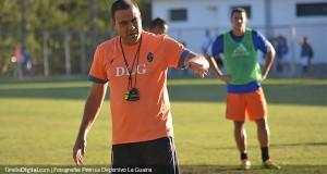 "Leo González: ""No tenemos presión"""