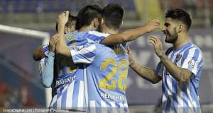 El Málaga de Rosales y Añor avanza en la Copa del Rey