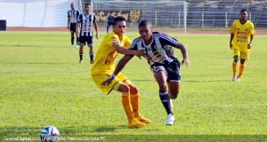 Zamora se quedó con los tres puntos en Valera