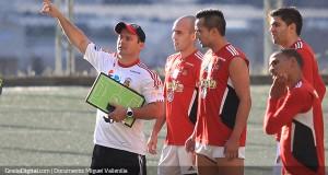 Eduardo Saragó: «Las expectativas son las mejores por la sensación que me dio la fase de preparación»