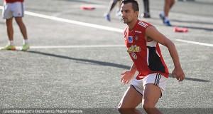 FOTOS   Así se estrenó el refuerzo del Caracas FC en la pretemporada