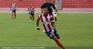 Over García seguirá con Estudiantes de Mérida hasta el año 2017