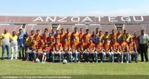 +PLANTILLA | El Deportivo Anzoátegui presentó a sus jugadores