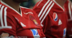 FOTOS | Así es la nueva camiseta del Caracas FC