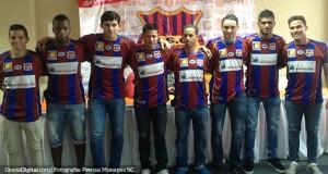 Monagas SC presentó a sus refuerzos