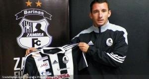 Santiago Bello: «Muy contento de llegar al Zamora»