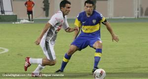 Se revivirá el duelo entre el Zamora y Boca Juniors