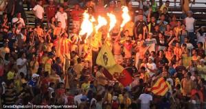 Aragua se reserva el derecho de admisión frente a Carabobo