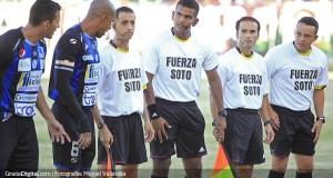 Juan Soto tuvo muestras de apoyo por sus colegas
