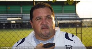 Alfredo Acuña: «En casa tenemos que hacernos respetar»