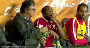 VIDEO | Anderson se ahoga en la altura de La Paz