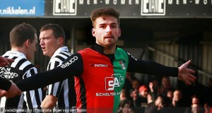 +VIDEO/FOTOS | Christian Santos lleva 15 goles en Holanda