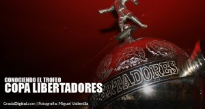 ESPECIAL | Conoce la historia detrás del trofeo de la Copa Libertadores