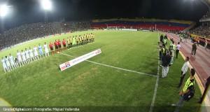 VIDEO | Así la afición «Aurinegra» recibió a su equipo en noche de Libertadores