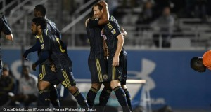 +VIDEOS/FOTOS | Fernando Aristeguieta anotó dos goles con el Philadelphia Union