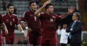+VIDEO/FOTOS | La Vinotinto derrota nuevamente a Honduras