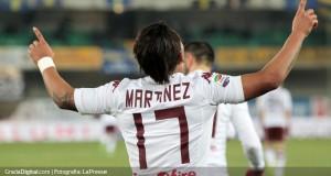 +VIDEO/FOTOS | Josef Martínez anota su segundo gol en la Serie A