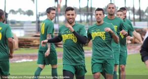 +FOTOS | Juan Guerra ya entrena con Tampa Bay Rowdies